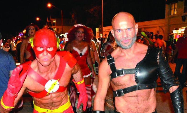 Parade d'Halloween à Wilton Manors.