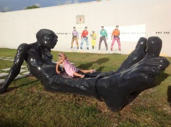 Art en Floride