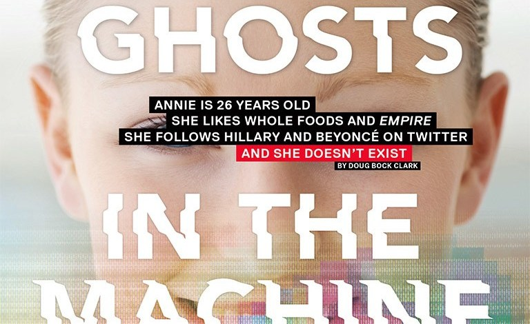 new republic ghosts in the machine