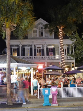 Fête à Key West - Floride