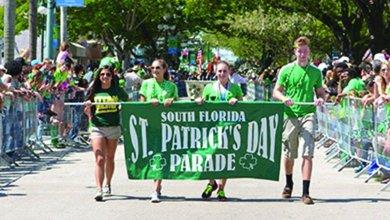 Photo of Saint Patrick 2016 : les festivals et parades en Floride