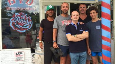 Photo of Les footballeurs français s'arrêtent au Buena Vista de Miami !
