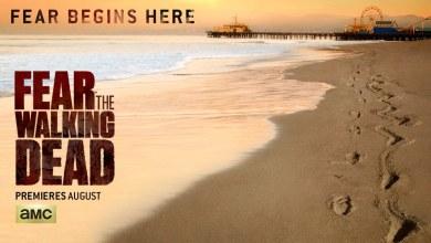 Affiche Fear the Walking Dead