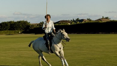 Catherine Roze polo wellington Floride