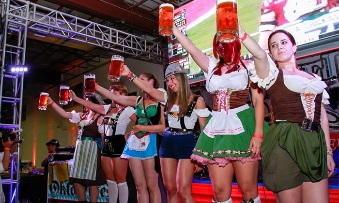 Octoberfest à Miami