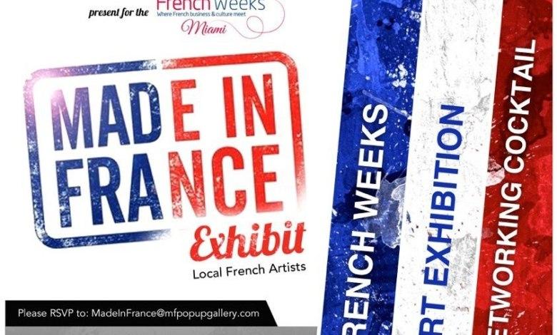 artistes français miami