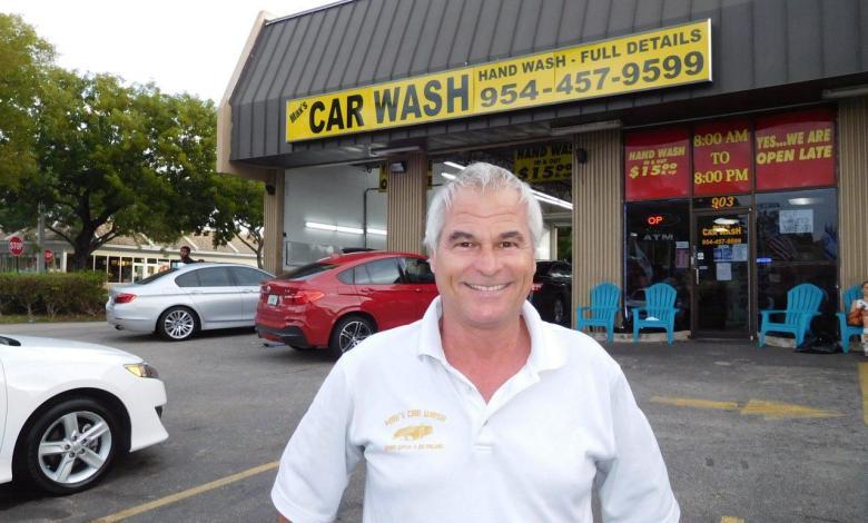 Max's Car Wash Hallandale