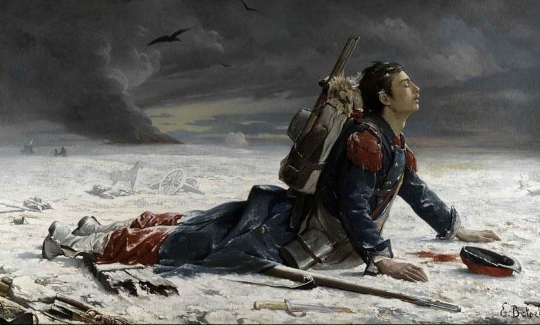 L'Oublié d'Emile Betsellère - 1872