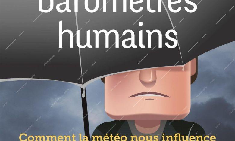 Livre les baromètres humains