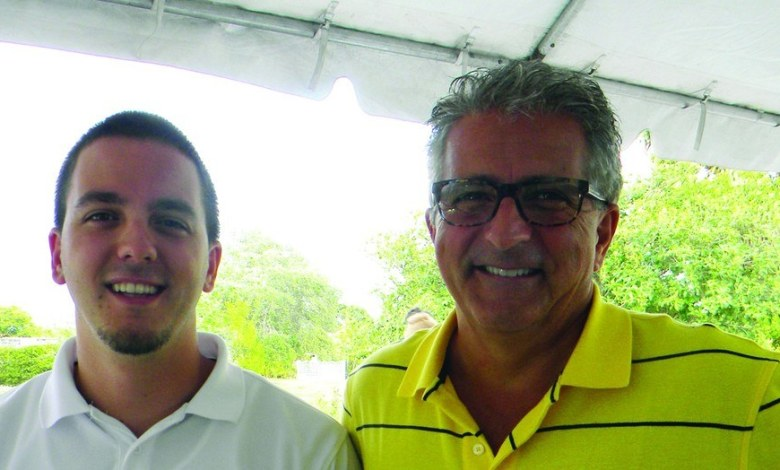 Dannick et Danny Salbo