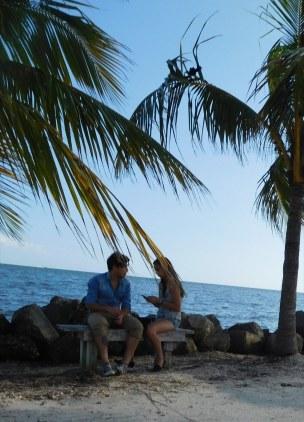 Plage du Matheson Hammock Park - Coral Gables - Miami - Floride