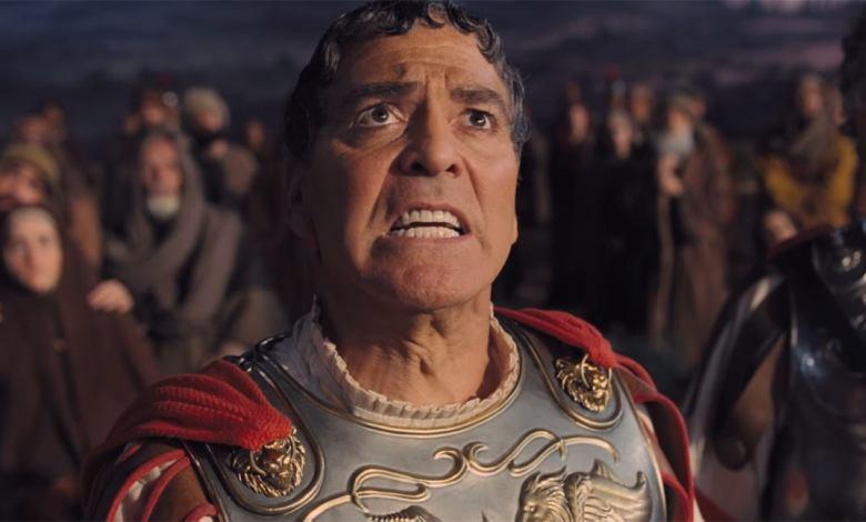 George Clooney dans Hail-Caesar des frères Coen.