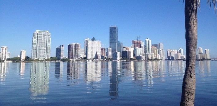 Skyline de Miami
