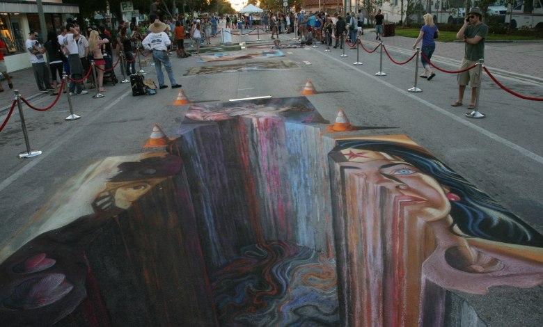 Lake Worth Street Painting Fest