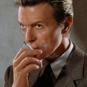 David Bowie par Markus Klinko