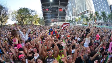 Photo de Fêtes de Spring Break aux USA, Ultra Music Festival à Miami : en mars l'Amérique va s'éclater !