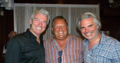 Michael Rancourt, Jean Forand et Steeve Diamond