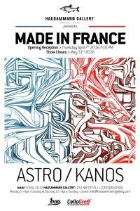 Astro et Kanos à Miami