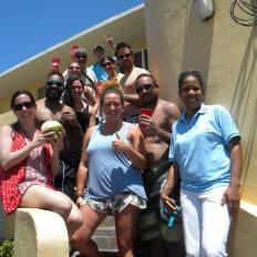 Les 10 gagnants du concours au Seaside Motel