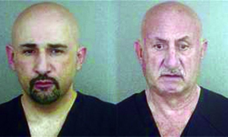 Mauricio Cohen Assor et Leon Cohen-Levy.