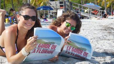 Photo de Guide de la Floride : la nouvelle édition sera en ligne fin juin 2016