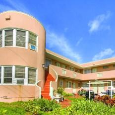 Seaside Motel de Hollywood Beach Hotels