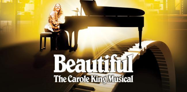 beautiful The Musical carole king fort-lauderdale