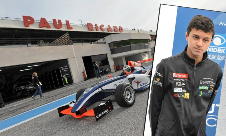 Michael Benyahia - Formule 4000 F4 - Miami
