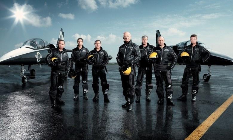 La Patrouille Breitling sera présente au AirShow de Fort Lauderdale