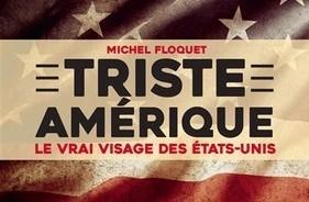 LIvre Triste Amérique de Michel Floquet