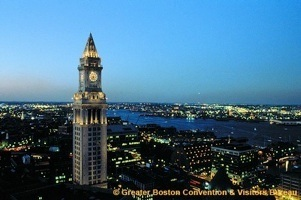 Customs House Greater Boston Convention & Visitors Bureau