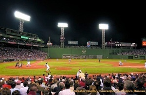 Fenway Park Red Sox Greater Boston Convention & Visitors Bureau