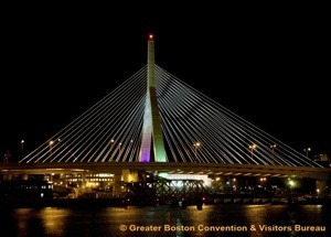 Zakim Bridge Greater Boston Convention & Visitors Bureau