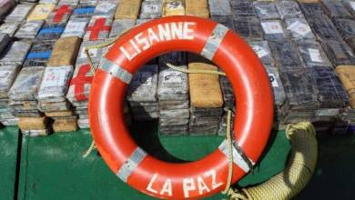 Photo of 1 tonne de cocaïne en provenance d'Haïti saisie sur la Miami River