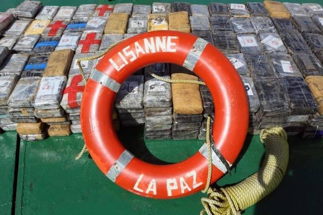 Saisie de cocaïne sur le Lisanne, bateau naviguant sur la Miami River