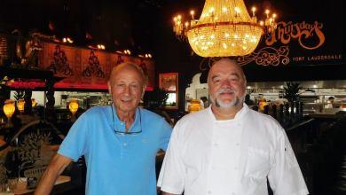 Photo de Thursday's : la célèbre brasserie française s'est installée sur Las Olas (Fort Lauderdale / Floride)