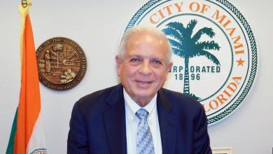 Tomas Regalado, maire de Miami, en Floride.