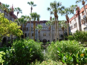 Lightner Museum et mairie de St Augustine