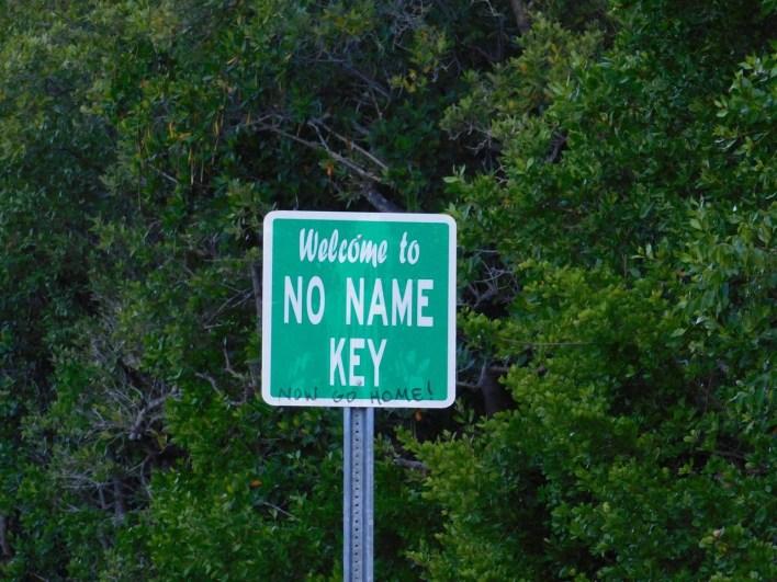 Île de No Name Key / Floride