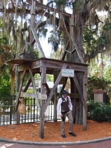 Vieille prison de St Augustine / Floride