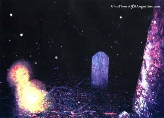 Photo de clients des Ghost Tours de St Augustine