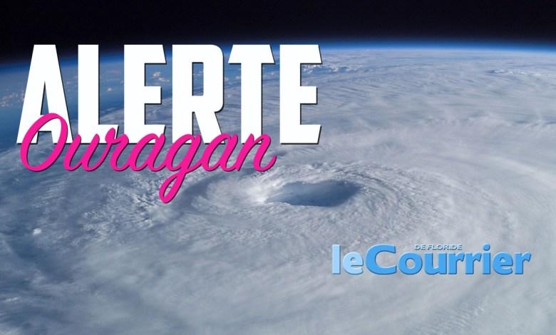 Alerte ouragan Isaias