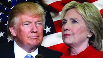 Photo of Elections américaines : Hillary Clinton et Donald Trump au coude à coude