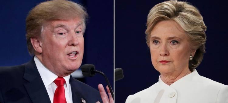 Débat entre Donald Trump et Hillary Clinton