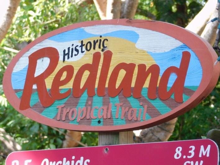 Redland de Homestead (près de Miami en Floride)