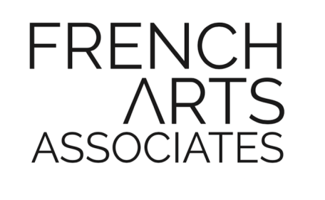 Logo French Arts Associates (artistes français états-unis)