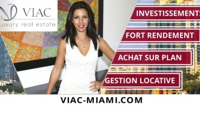 Viac Luxury Realty, agents immobiliers à Miami Beach et Naples en Floride