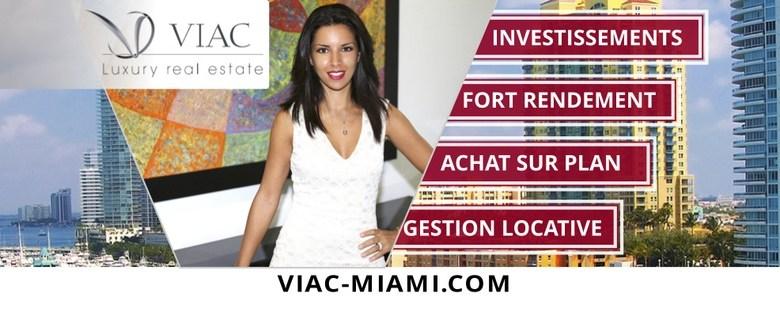 Viac Luxury Realty, agents immobiliers à Miami Beach et Naples en Floride