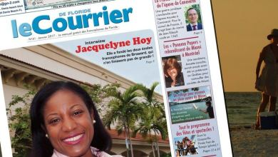 Photo of Le Courrier de Floride de Janvier 2017 est sorti !