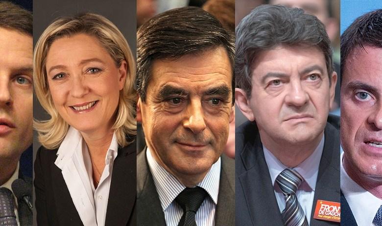 Candidats à l'élection présidentielle en France